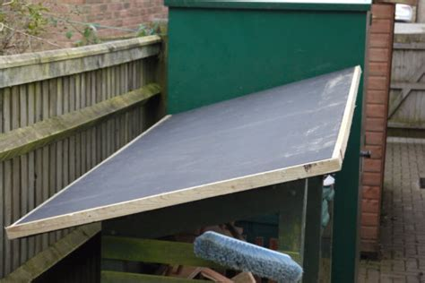 shed roof covering     years  doesnt