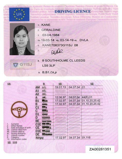 blank national id card template psd maker  national