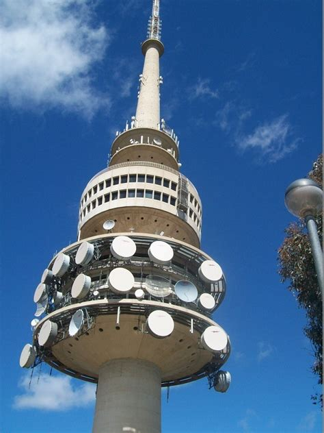 Black Mountain Tower  Canberra  Kidtown Sydney