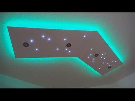 Led Licht Wohnzimmer by Deckenleuchte Selber Bauen Direktes Und Indirektes Led