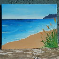 Beginner Acrylic Painting Landscapes Beach