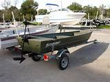 Aluminum Boats With Motor Images