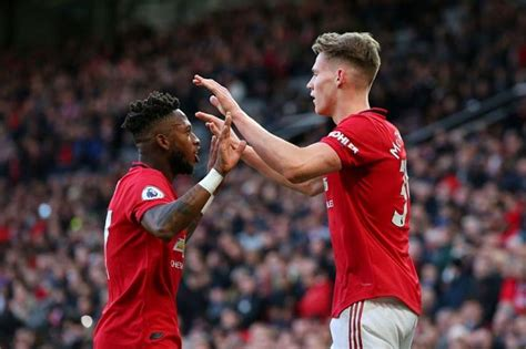McTominay-Fred combination could be the future of ...