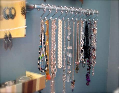 genius jewelry storage hacks