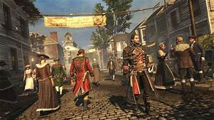 Assassinu0026#39;s Creed Rogue Remastered out in March with all content plus Assassinu2019s Creed Origins ...