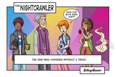 collegehumor party humor marvel every comics funny meet college disney ll memes jokes fandoms xmen rogue expand villains