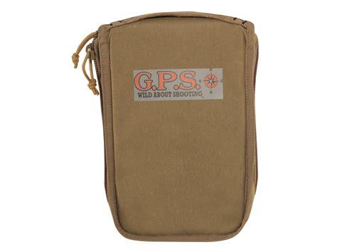 Goutdoors Gps Tactical Pistol Case