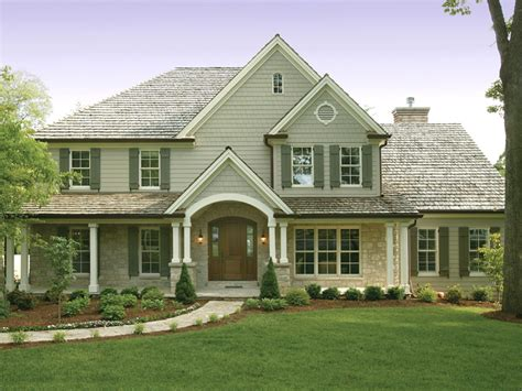Traditional Country Home by Luca Traditional Home Plan 079d 0001 House Plans And More
