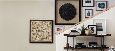 Home Wall Decor, Mirror Wall Art and Shelves | Crate and