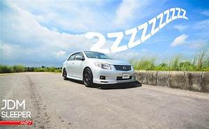 Too Much Is Enough  2zzge Tuned Toyota Corolla Axio Nze