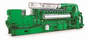 Jenbacher Type 4 Gas Engines