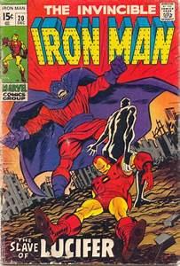 Iron Man (Volume) - Comic Vine