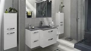 photo meuble haut salle de bain lapeyre With meuble salle de bain chez lapeyre