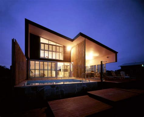 Couran Point House  Arkhefield Archdaily