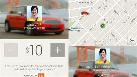 hate uber sidecar     friendlier alternative