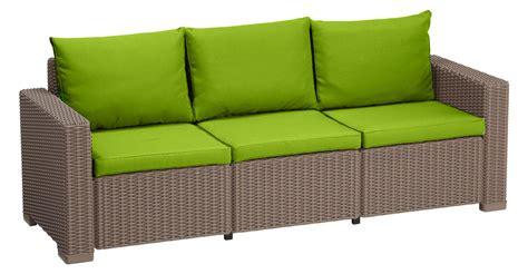 replacement cushions for patio cushion pads for keter allibert california rattan garden