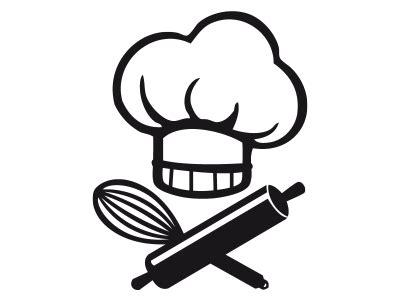 plaque alu pour cuisine sticker chef de cuisine artsdeszifs