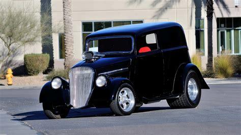 willys sedan delivery street rod  houston