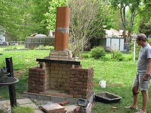 Garden Design with Build Outdoor Fireplace Home Decorators