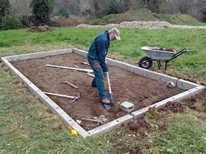 Sur Quoi Poser Un Abri De Jardin : stunning abris de jardin dalle ou plancher ideas design ~ Dailycaller-alerts.com Idées de Décoration