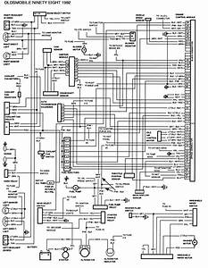 Oldsmobile Electrical Diagram