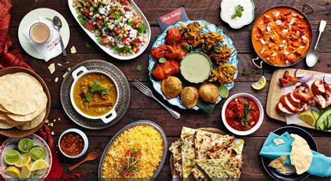 the cuisine my affair with indian food
