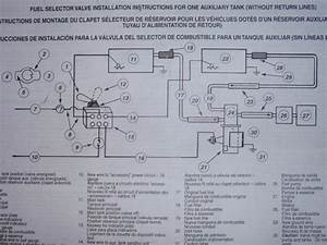 Where To Put Fuel Sender In Maf Aux Tank
