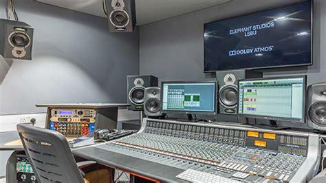 sound studio london south bank university
