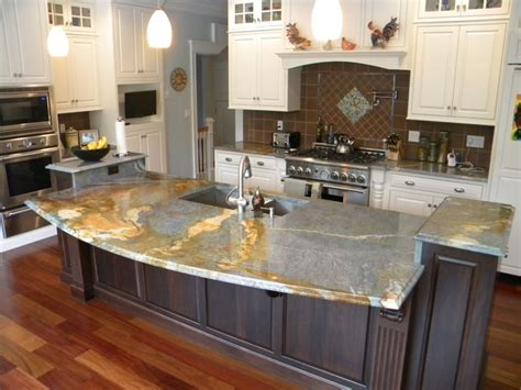 types of kitchen backsplash kitchen knowing the different kitchen countertop types to