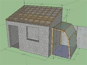 Construire Un Abri De Jardin En Parpaing Projet De Construction