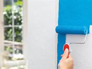 Wände Streichen Ohne Rolle : saubere farbkanten beim streichen diy academy ~ Orissabook.com Haus und Dekorationen