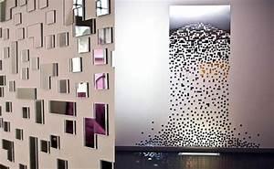 Deco Murale Blanche : la d coration murale moderne pour les murs tristes ~ Teatrodelosmanantiales.com Idées de Décoration