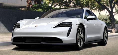New 2020 Taycan   Porsche Okemos   Michigan Dealership