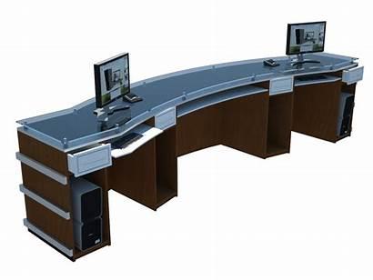 Counter Reception 3d Studio Edge