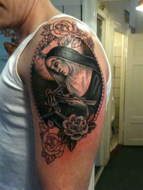 cool cross disign part  tattooimagesbiz