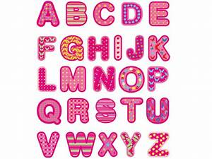 letter clipart pink pencil and in color letter clipart pink With pink alphabet letters