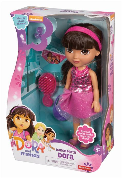 Dora Dance Party Fisher Price (dora)  Sklep Internetowy