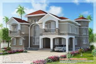 luxury home plans 4 bedroom floor indian luxury home design indian