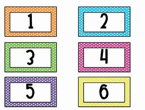 8 best images of free printable number labels circle With free printable number labels