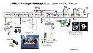 87 Grand National Wiring Diagram