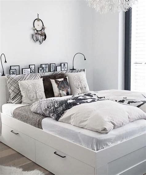 Mädchen Bett Ikea by Die Besten 25 Brimnes Ideen Auf Ikea Betten