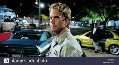 Paul Walker 2 Fast 2 Furious The Fast And The Furious 2