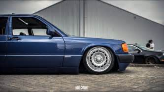 Tuning Mercedes Benz 190 w201 Stance Works - YouTube