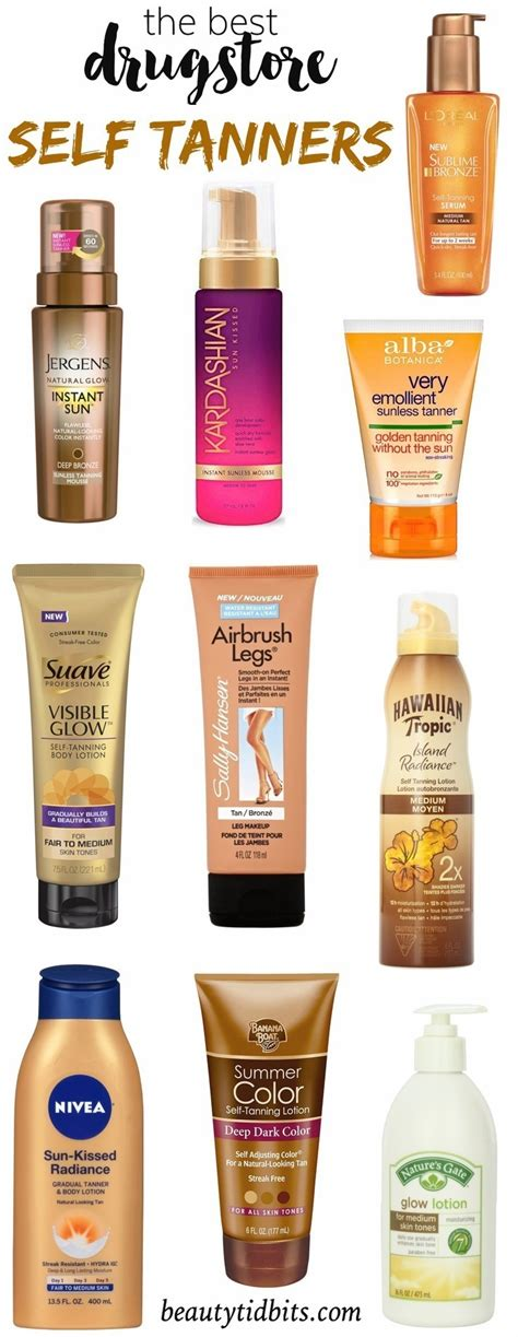 best face tanning l reviews get glowing best drugstore self tanners