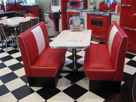 diner booth sets  retro home restaurant kitchen