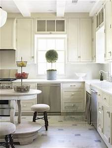 cream kitchen cabinets cottage kitchen emily With what kind of paint to use on kitchen cabinets for pottery fish wall art