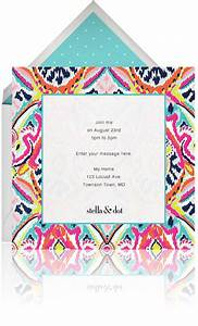 Stella and dot signup paperless post for Stella and dot invitation templates