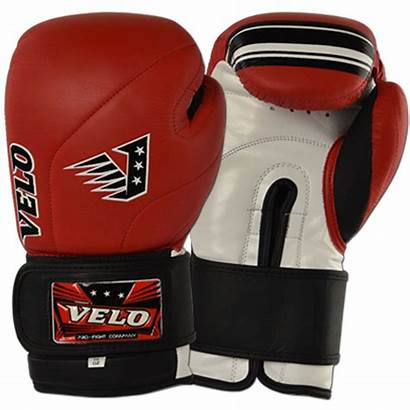 Boxing Gloves Velo Leather