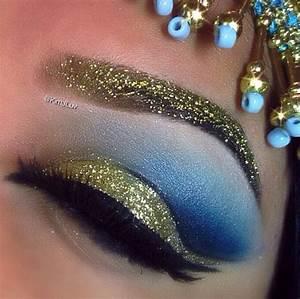 Cleopatra makeup | Make up | Pinterest | Costume makeup ...