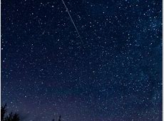 The best time to see the Halley's Comet meteor shower